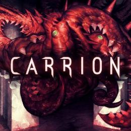 Carátula de Carrion para Nintendo Switch