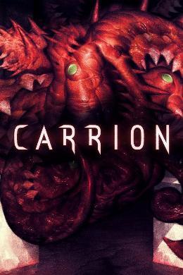 Carátula de Carrion para PlayStation 4