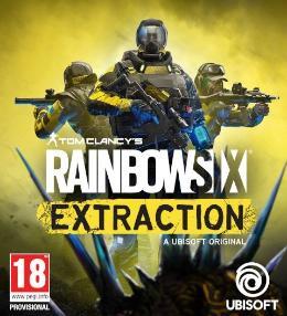Carátula de Tom Clancy's: Rainbow Six Extraction para PC
