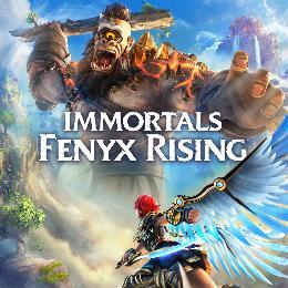 Carátula de Immortals: Fenyx Rising para Nintendo Switch