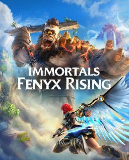 Carátula de Immortals: Fenyx Rising para PlayStation 4