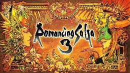 Carátula de Romancing Saga 3 Remaster para PlayStation 4