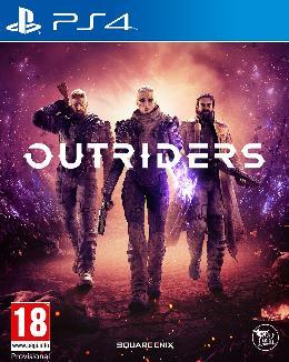 Carátula de Outriders para PlayStation 4