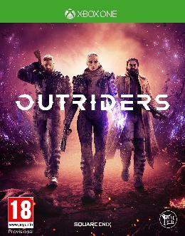 Carátula de Outriders para Xbox One
