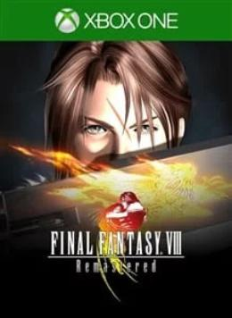 Carátula de Final Fantasy VIII Remastered para Xbox One