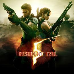 Carátula de Resident Evil 5 para Nintendo Switch