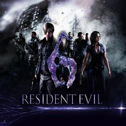 Carátula de Resident Evil 6 para Nintendo Switch