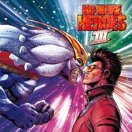 Carátula de No More Heroes 3