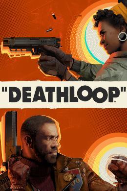 Carátula de Deathloop para PC