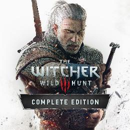 Carátula o portada Europea del juego The Witcher III: Wild Hunt - Complete Edition para Nintendo Switch