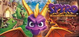 Carátula de Spyro Reignited Trilogy para PC