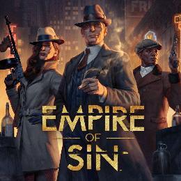 Carátula de Empire of Sin para Nintendo Switch