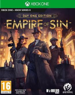 Carátula de Empire of Sin para Xbox One