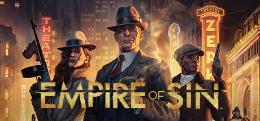 Carátula de Empire of Sin para PC