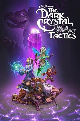 Carátula de The Dark Crystal: Age of Resistance Tactics para PlayStation 4