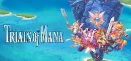 Carátula de Trials of Mana para PC