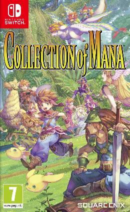 Carátula de Collection of Mana