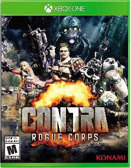 Carátula de Contra: Rogue Corps para Xbox One