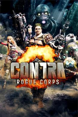 Carátula de Contra: Rogue Corps para PC