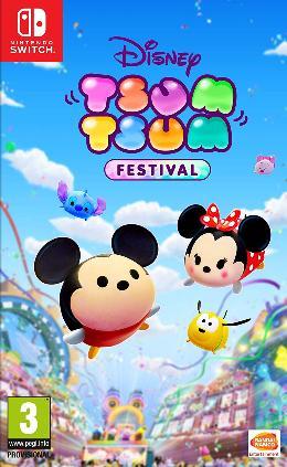 Carátula de Disney Tsum Tsum Festival para Nintendo Switch