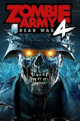 Carátula o portada Europea del juego Zombie Army 4: Dead War para Xbox One