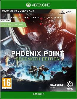 Carátula de Phoenix Point - Behemoth Edition para Xbox One