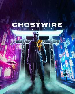 Carátula de GhostWire: Tokyo para PC