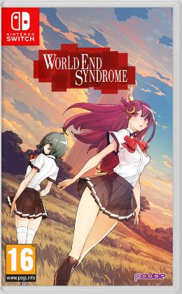 Carátula de WorldEnd Syndrome para Nintendo Switch