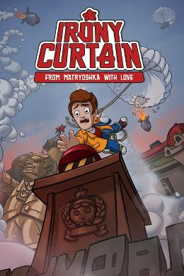 Carátula de Irony Curtain: From Matryoshka with Love para PlayStation 4