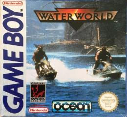 Carátula o portada Europea del juego Waterworld para Game Boy