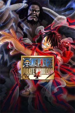 Carátula de One Piece: Pirate Warriors 4 para PC