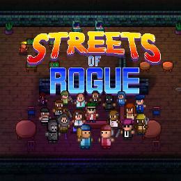 Carátula de Streets of Rogue para Nintendo Switch
