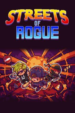 Carátula de Streets of Rogue para PlayStation 4