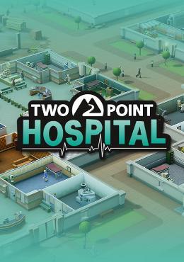Carátula de Two Point Hospital para PlayStation 4