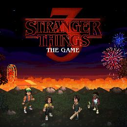 Carátula de Stranger Things 3: The Game para Nintendo Switch