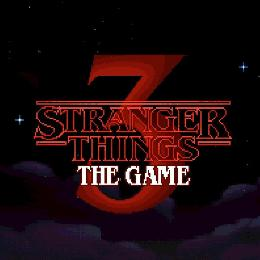 Carátula de Stranger Things 3: The Game para PlayStation 4