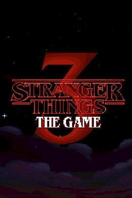 Carátula de Stranger Things 3: The Game para Xbox One