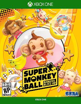 Carátula de Super Monkey Ball: Banana Blitz HD para Xbox One