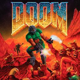 Carátula de Doom para Nintendo Switch