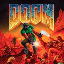 Carátula de Doom para PlayStation 4