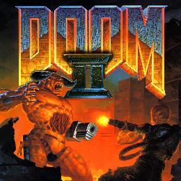 Carátula de Doom II para Nintendo Switch
