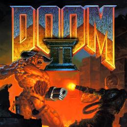 Carátula de Doom II para PlayStation 4