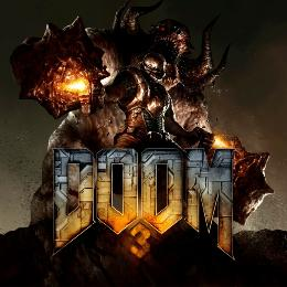 Carátula de Doom 3 para PlayStation 4