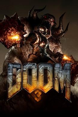 Carátula de Doom 3 para Xbox One