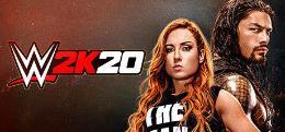 Carátula de WWE 2K20 para PC