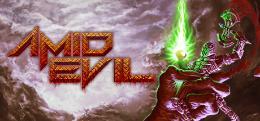 Carátula o portada Europea del juego AMID EVIL para PC