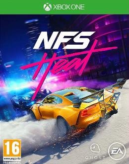 Carátula de Need for Speed Heat para Xbox One