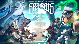 Carátula de Curse of the Sea Rats para Nintendo Switch