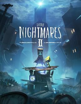 Carátula o portada Europea del juego Little Nightmares II para PlayStation 4
