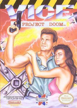 Carátula de Vice: Project Doom para NES